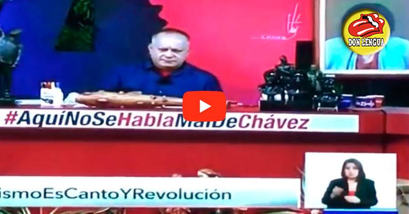 Diosdado Cabello se burló de la muerte de Teodoro Petkoff