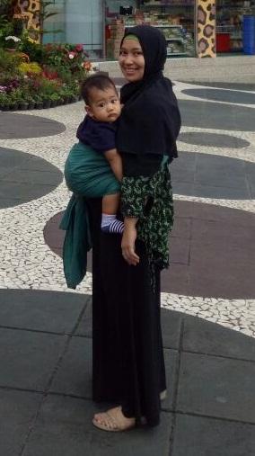 Pilih Pilih Gendongan Bayi Windiland I Parenting Blogger Indonesia