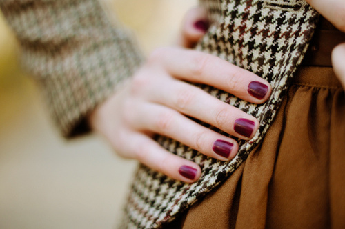 Fall_ nailpolish_marsala