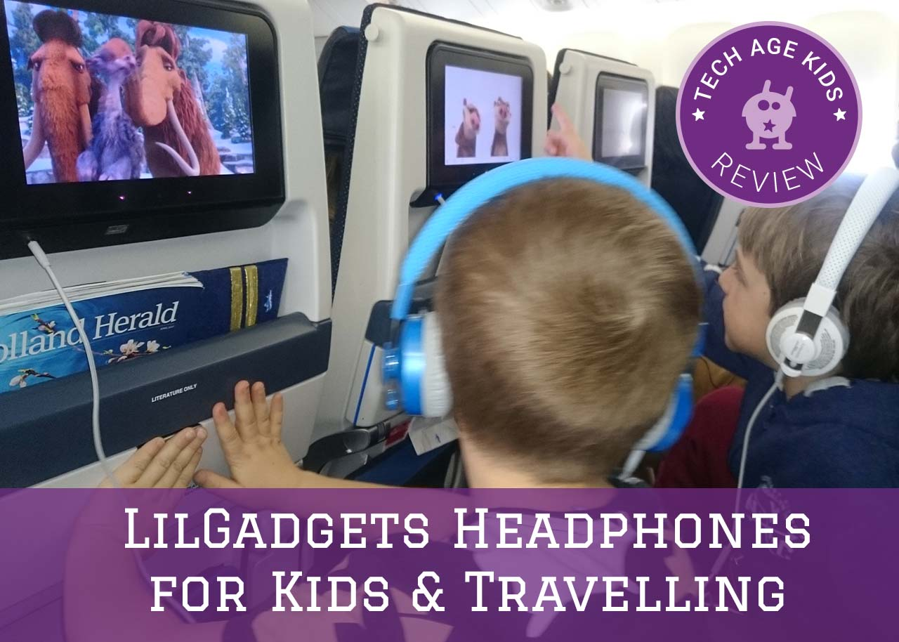 1f80f794564 Great Kids Headphones for Travelling: A LilGadgets Review   Tech Age ...