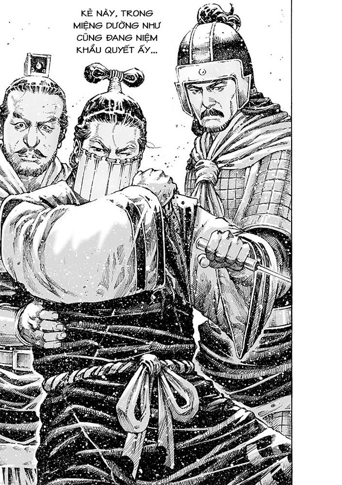 Hỏa phụng liêu nguyên Chương 479: Tưởng sát chi nhân trang 16