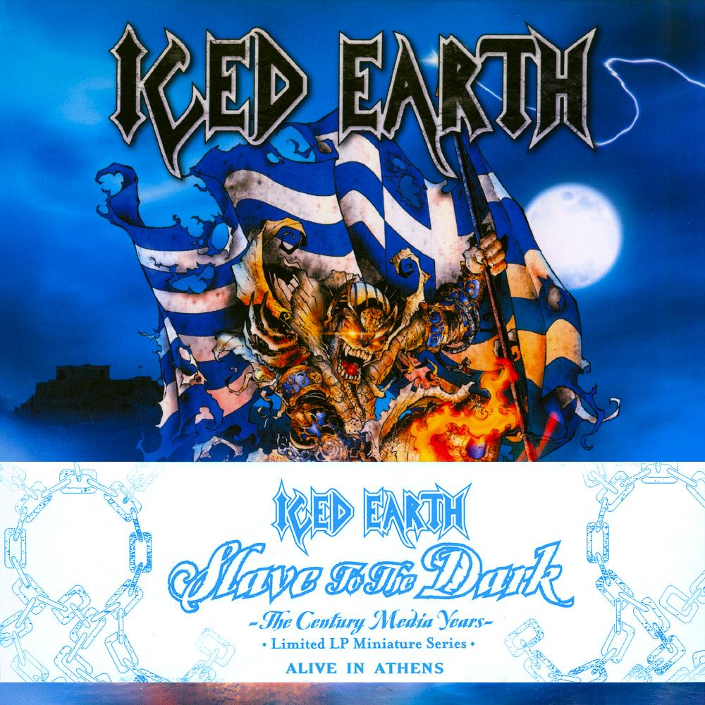 Corvo Do Metal Iced Earth Mega Discografia