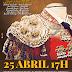 Festival de Sobral de Monte Agraço 25 de Abril de 2019