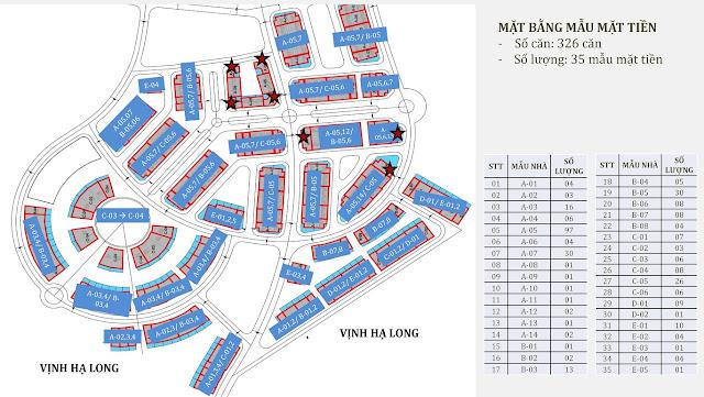 Harbor Bay Hạ Long Quảng Ninh - Mở bán dự án liền kề shophouse