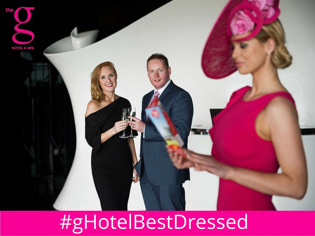 422b24db73634 The g hotel Galway: Choosing a Hat for the Races
