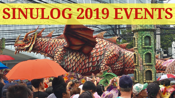 Sinulog 2019 Events and Happenings