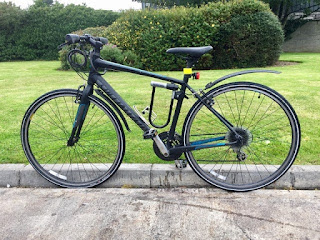 Stolen Bicycle - Specialized Sirrus