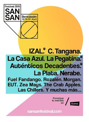 cartel, Sansan Festival, 2019