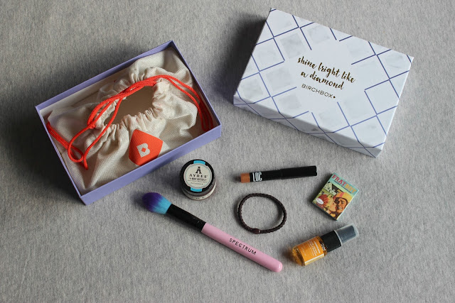 A picture of February 2016 Birchbox UK Box
