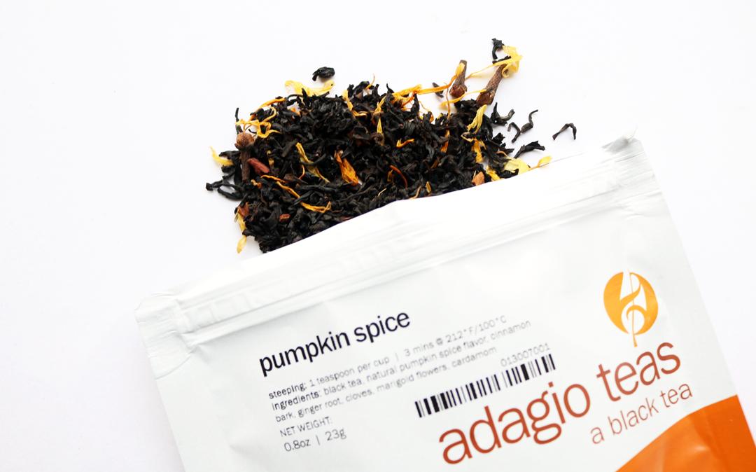 Adagio Teas Pumpkin Spice