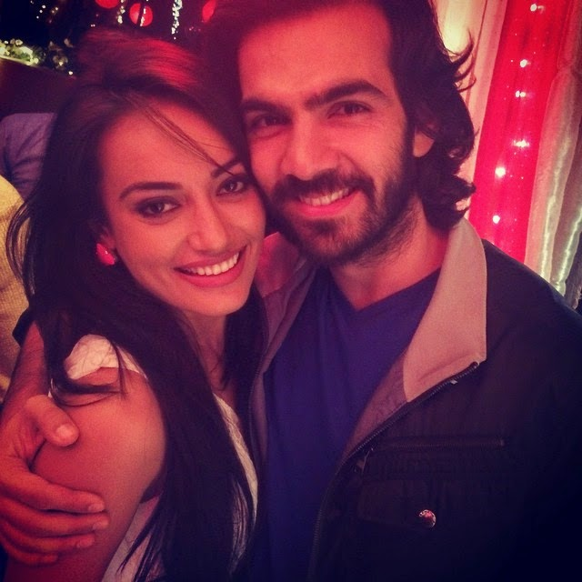 me n the fun man...😊😊, Surbhi Jyoti Hot Pics from Parties, Selfie Images with Krystal Dsouza, Nia Sharma