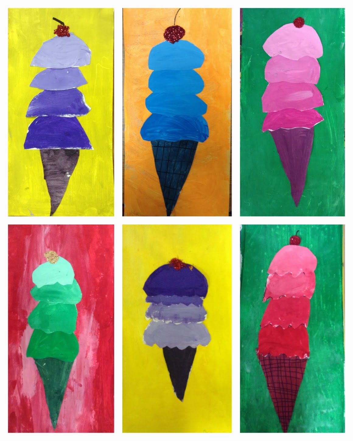Art Eat Tie Dye Repeat 3rd Grade Tint Shade Ice Cream