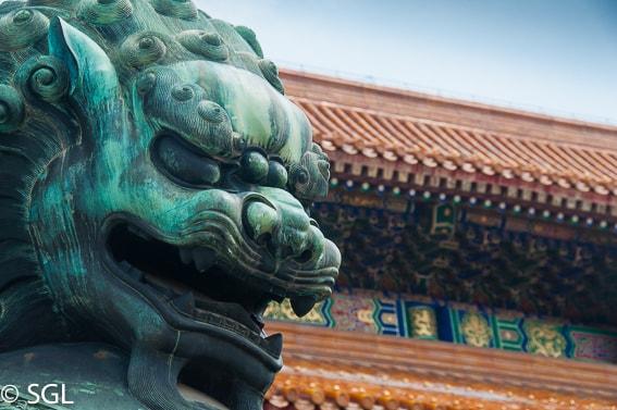 La ciudad Prohibida. Beijing. China