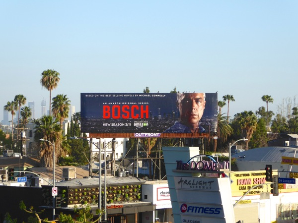 Bosch season 2 billboard