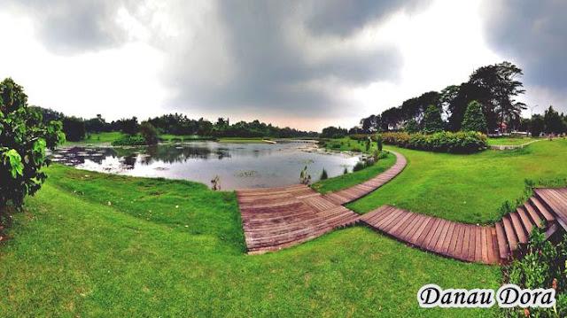 Danau Yang Ada Di Bogor - Danau Dora
