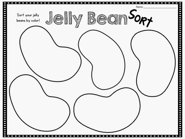 Jumping Jelly Beans! Math Activities for Kindergarten