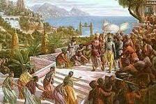 Sejarah Asal Usul Bangsa Yadawa Musnah Tenggelam