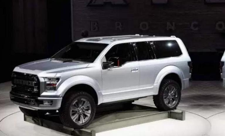 Ford Explorer Towing Capacity >> 2020 Ford Bronco Towing Capacity - CarFoss
