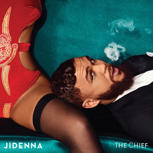 Jidenna - The Chief Cover