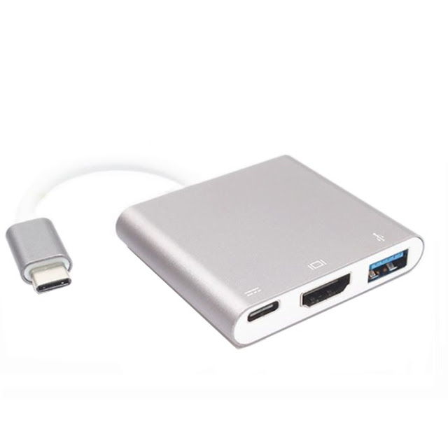 cáp usb type c to hdmi