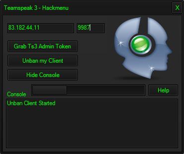 Angel of Darkness - Multi Voicechat Hack (Teamspeak 3