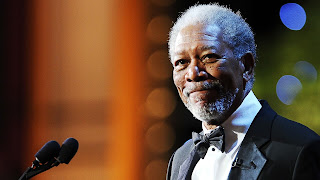 Disgraced Hollywood actor Morgan Freeman
