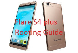 Flare S4 plus Rooting