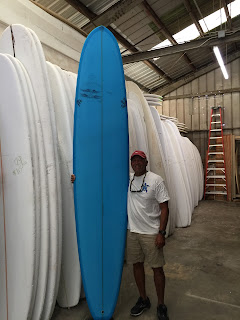 Custom Surfboards all shapes and sizes by Paul Carter