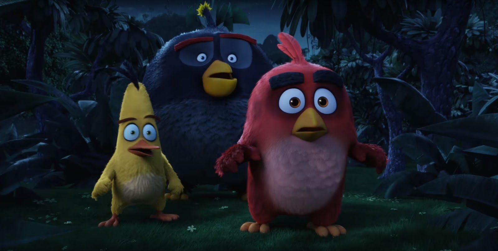 of films and reviews the angry birds movie review. Black Bedroom Furniture Sets. Home Design Ideas