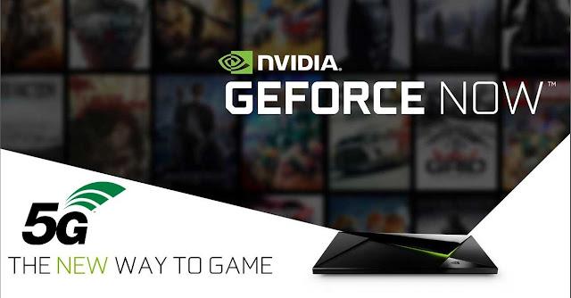 Nvidia asegura que se puede jugar a 1080p y 60 FPS a través de 5G