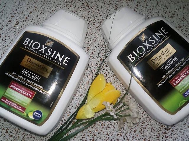 Bioxsine DermaGen - szampon i odżywka z myślą o kobietach