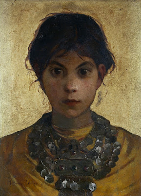 A Capri Witch, Marianne Stokes