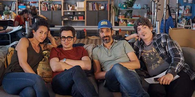 Berto Romero, Javi Ruiz Caldera, Entrevista, Mira lo que has hecho, segunda temporada