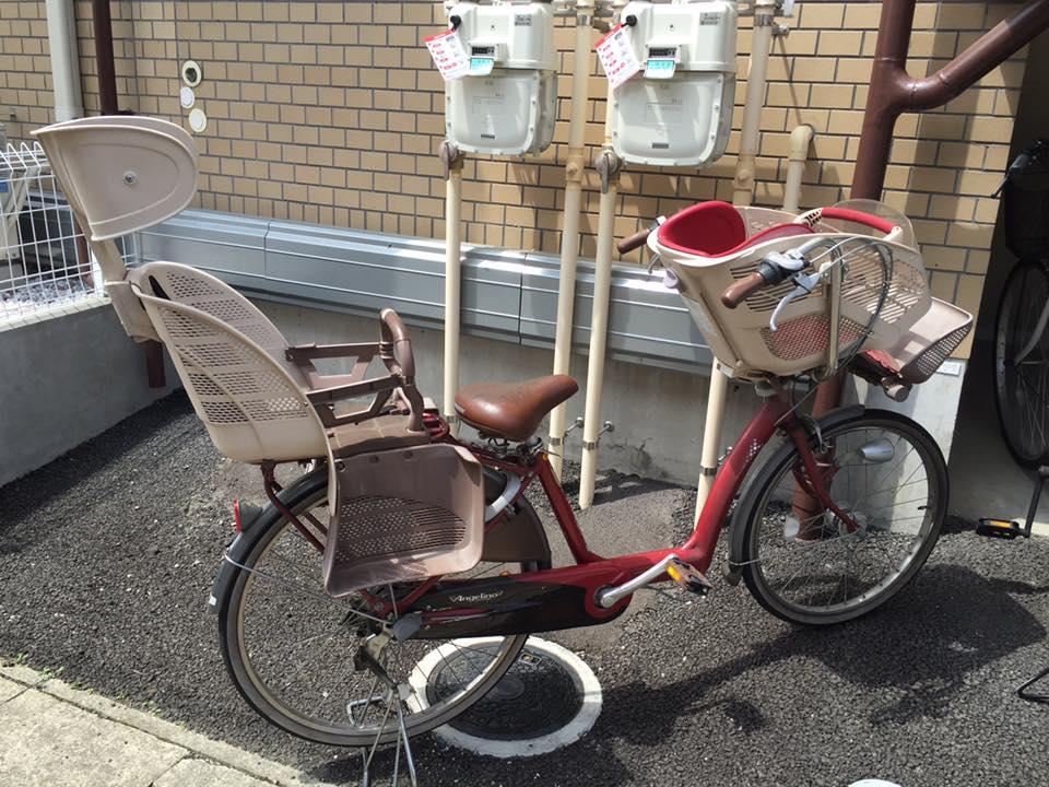 Mama-chari di Jepun