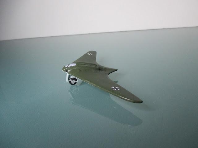1/144 Horten Ho 229 diecast aircraft