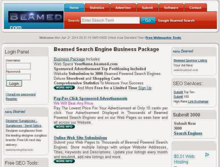 beamed-search-free-submit-url