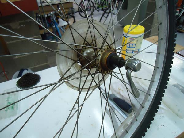 John's Bicycle Restorations: Early 90s Specialized Hard Rock