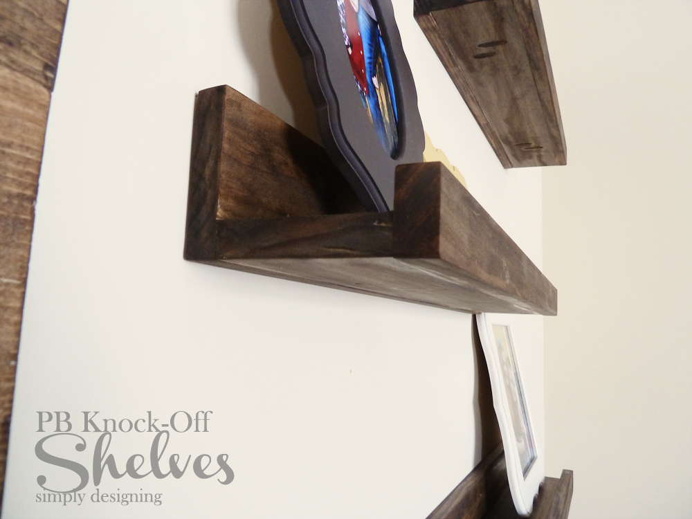 knock+off+shelves 14 Beautiful Home Decor Projects 25
