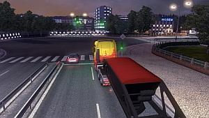 Ore cargo trailer