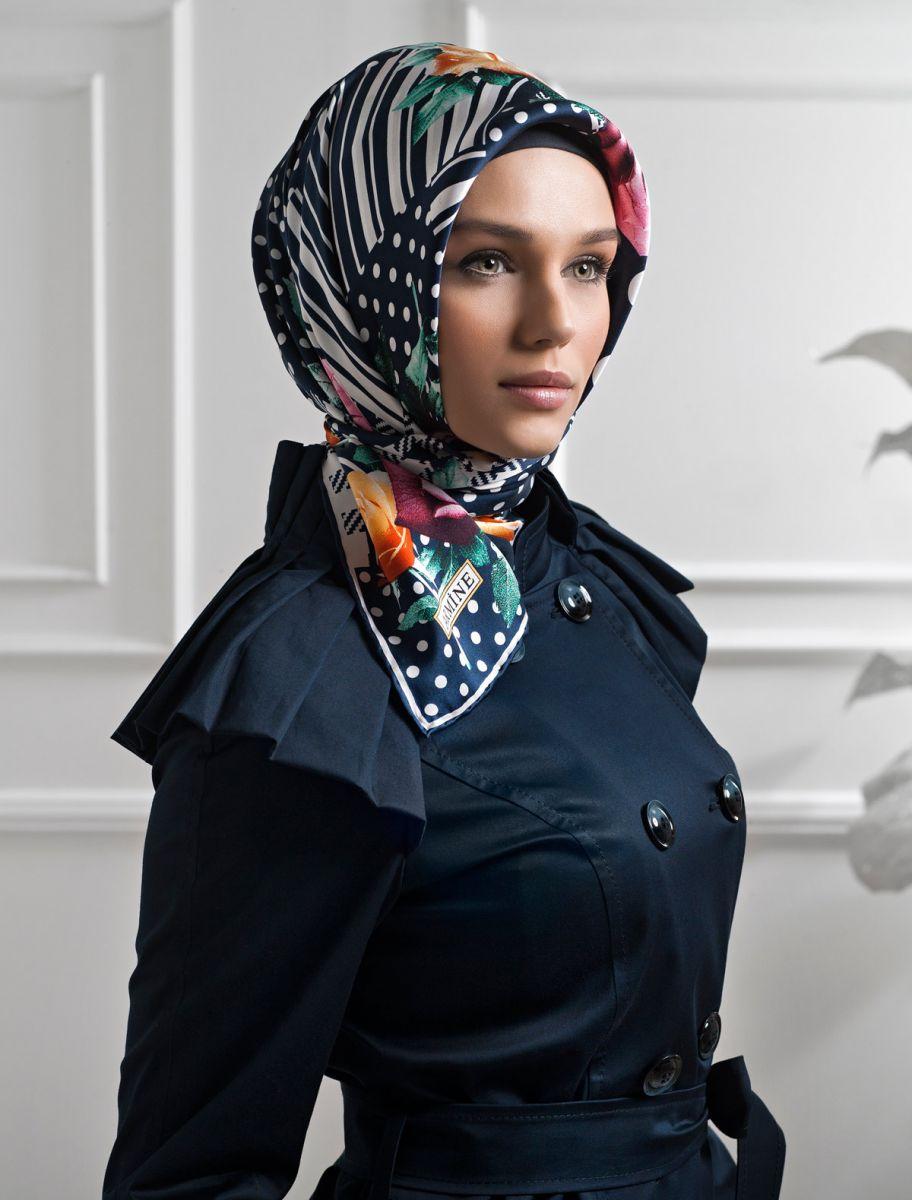 Hijab Fashion Trends Style Turkish | Fashion Hijabers