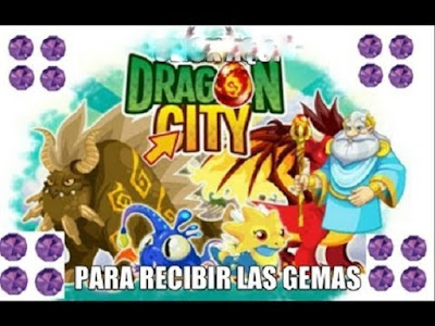 Como conseguir gemas en Dragon City