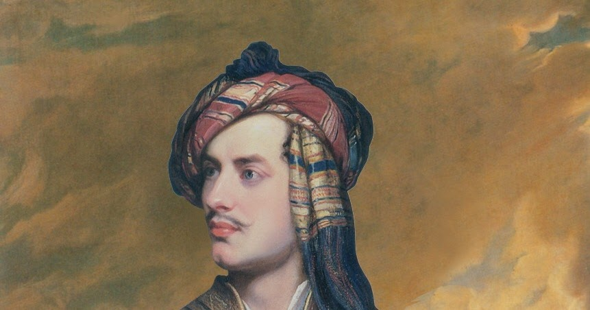 poet byron with head gear এর ছবির ফলাফল