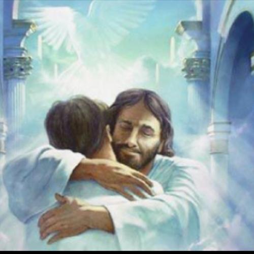 Love Jesus: I SAW JESUS