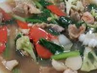 Resep Nasi Capcay Khas China