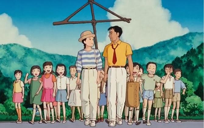 空中庭園と幻の飛行船: 宮崎駿が書いた『おもひでぽろぽろ』幻の歌詞は,とてもさみしげだった…