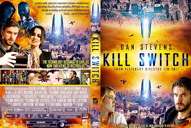 Kill Switch Dvd Cover Cover Addict Free Dvd Bluray