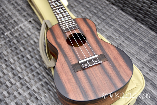 Flight DUC460 Ukulele body