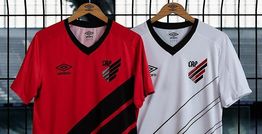 771e1a7aee Athletico Paranaense 2019 Home   Away Kits Released by Umbro