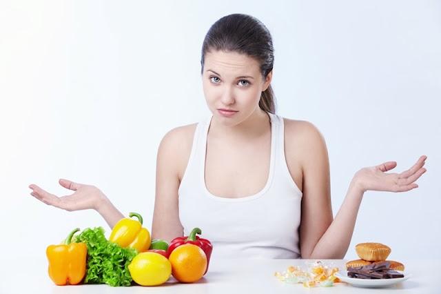 6 sai lầm về cách giảm cân của các chị em