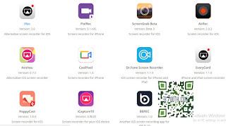تطبيقات تصوير الشاشة Screen Recorders